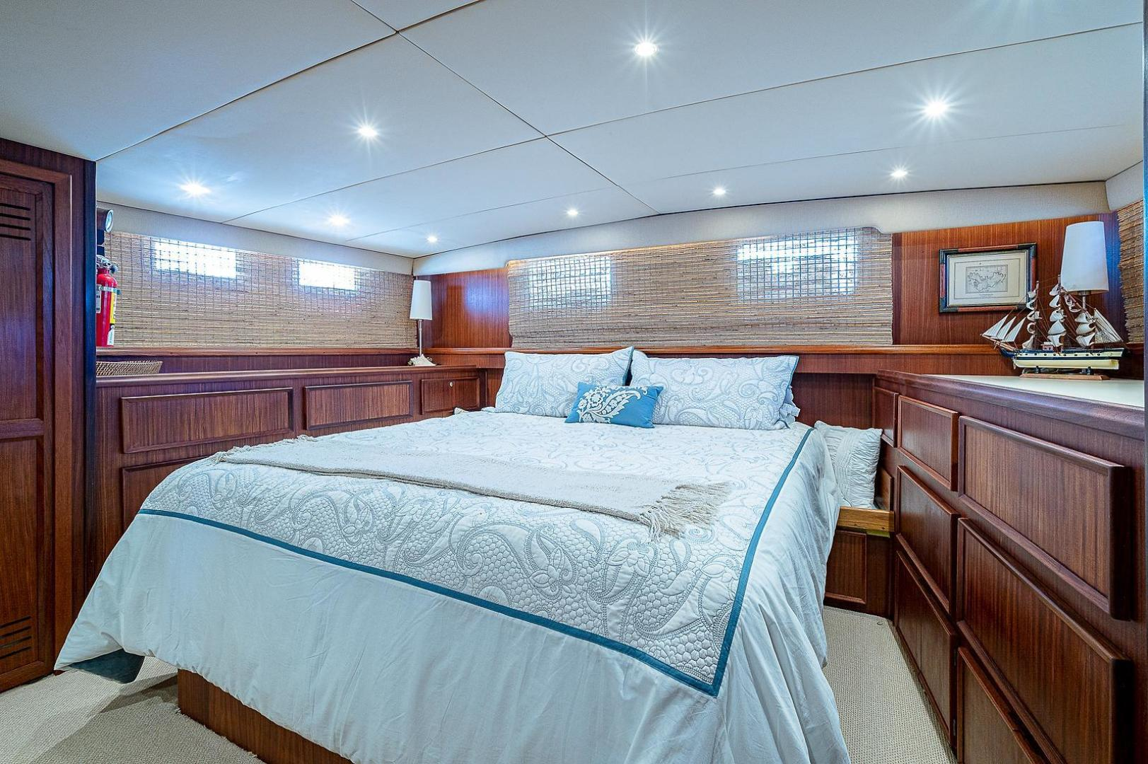 Hatteras-Long Range Cruiser 1986-Lady Lorraine Fort Pierce-Florida-United States-1474876   Thumbnail