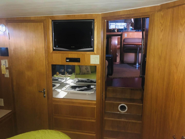 Hatteras-Cockpit Motor Yacht 1995-EZ2NJOY Madisonville-Louisiana-United States-1509214   Thumbnail