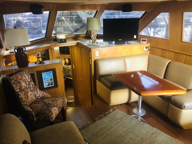 Hatteras-Cockpit Motor Yacht 1995-EZ2NJOY Madisonville-Louisiana-United States-1509163   Thumbnail