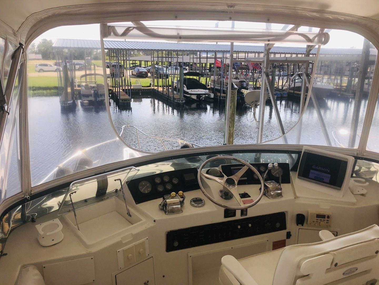 Hatteras-Cockpit Motor Yacht 1995-EZ2NJOY Madisonville-Louisiana-United States-1509152   Thumbnail
