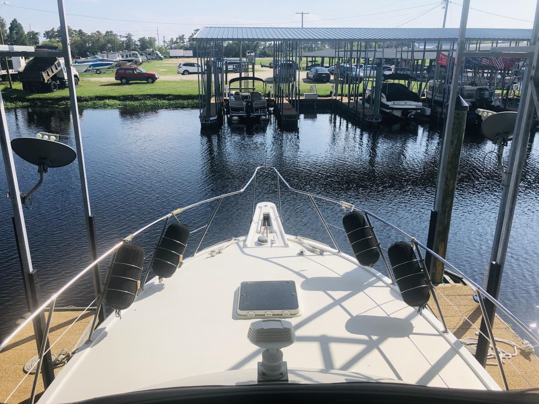 Hatteras-Cockpit Motor Yacht 1995-EZ2NJOY Madisonville-Louisiana-United States-1509155   Thumbnail