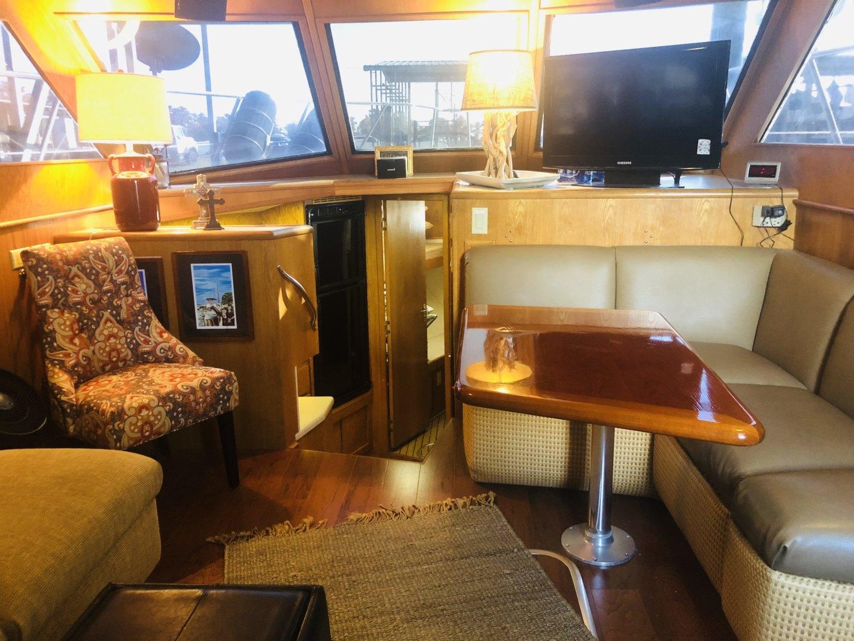 Hatteras-Cockpit Motor Yacht 1995-EZ2NJOY Madisonville-Louisiana-United States-1509172   Thumbnail