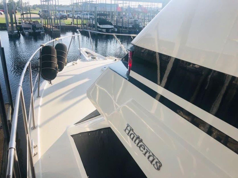 Hatteras-Cockpit Motor Yacht 1995-EZ2NJOY Madisonville-Louisiana-United States-1509257   Thumbnail