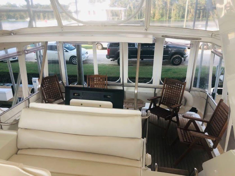 Hatteras-Cockpit Motor Yacht 1995-EZ2NJOY Madisonville-Louisiana-United States-1509266   Thumbnail