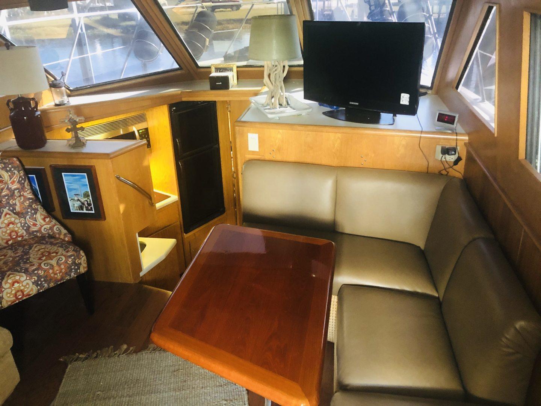 Hatteras-Cockpit Motor Yacht 1995-EZ2NJOY Madisonville-Louisiana-United States-1509166   Thumbnail