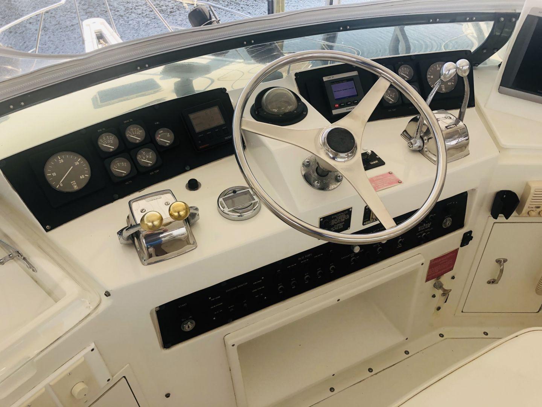 Hatteras-Cockpit Motor Yacht 1995-EZ2NJOY Madisonville-Louisiana-United States-1509178   Thumbnail