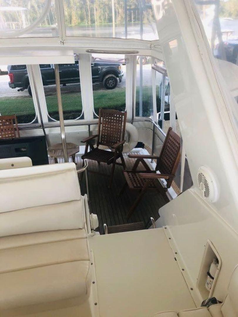 Hatteras-Cockpit Motor Yacht 1995-EZ2NJOY Madisonville-Louisiana-United States-1509265   Thumbnail