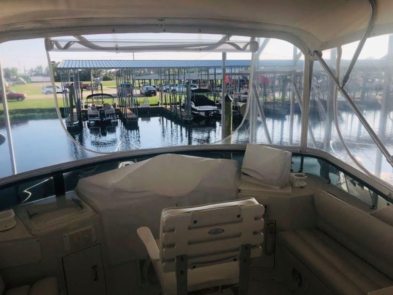 Hatteras-Cockpit Motor Yacht 1995-EZ2NJOY Madisonville-Louisiana-United States-1509263   Thumbnail