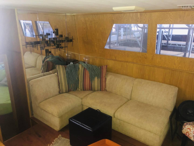 Hatteras-Cockpit Motor Yacht 1995-EZ2NJOY Madisonville-Louisiana-United States-1509182   Thumbnail