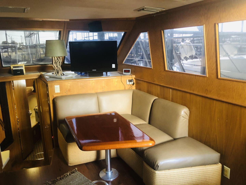 Hatteras-Cockpit Motor Yacht 1995-EZ2NJOY Madisonville-Louisiana-United States-1509181   Thumbnail