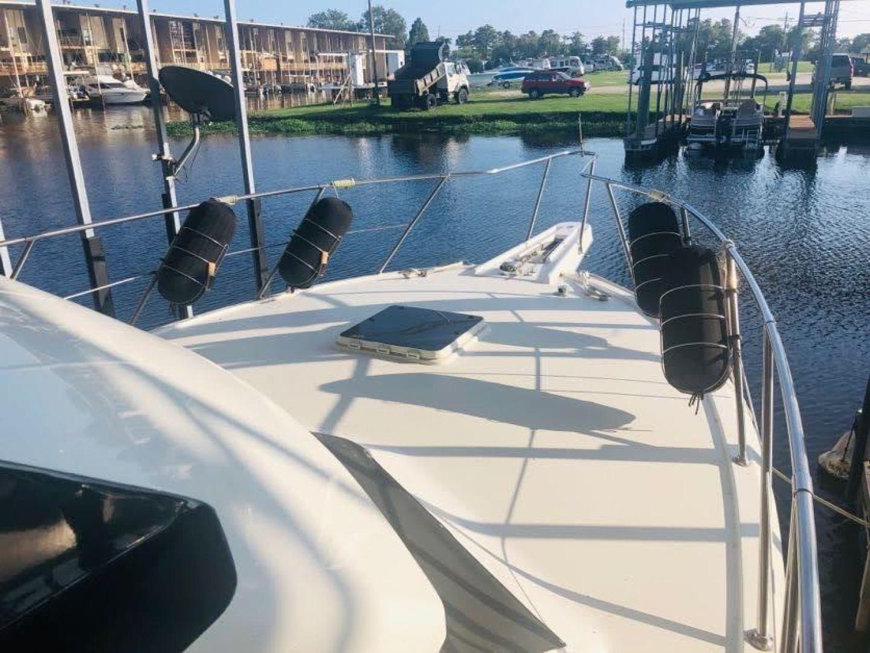 Hatteras-Cockpit Motor Yacht 1995-EZ2NJOY Madisonville-Louisiana-United States-1509248   Thumbnail