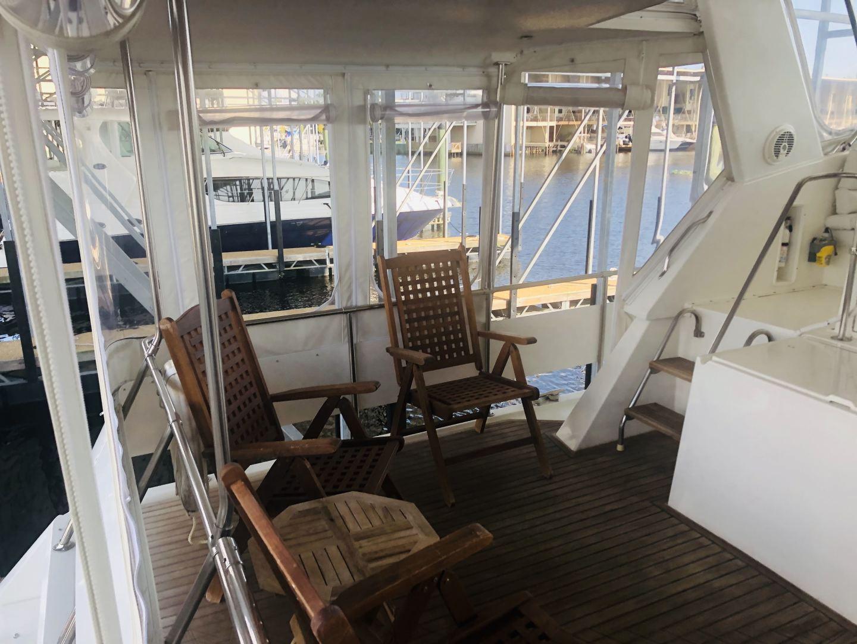 Hatteras-Cockpit Motor Yacht 1995-EZ2NJOY Madisonville-Louisiana-United States-1509273   Thumbnail