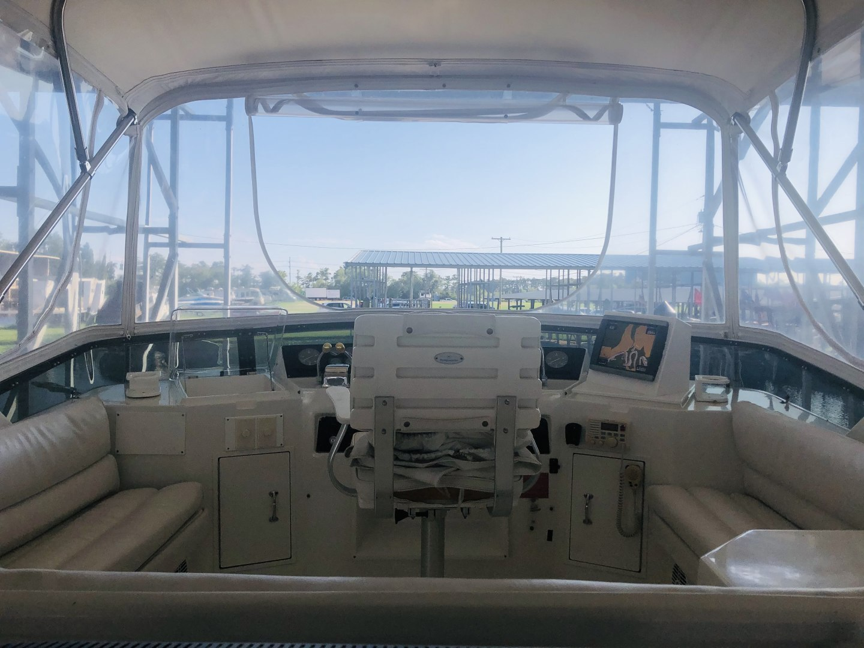 Hatteras-Cockpit Motor Yacht 1995-EZ2NJOY Madisonville-Louisiana-United States-1509160   Thumbnail