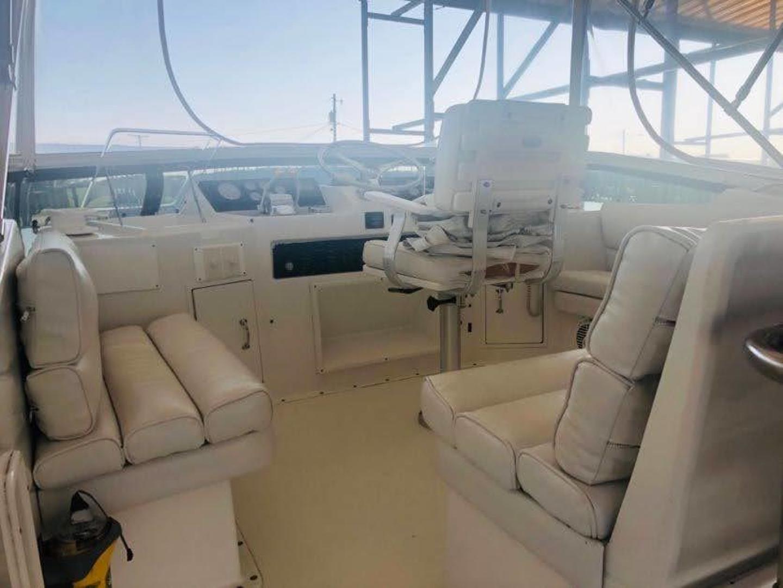 Hatteras-Cockpit Motor Yacht 1995-EZ2NJOY Madisonville-Louisiana-United States-1509261   Thumbnail