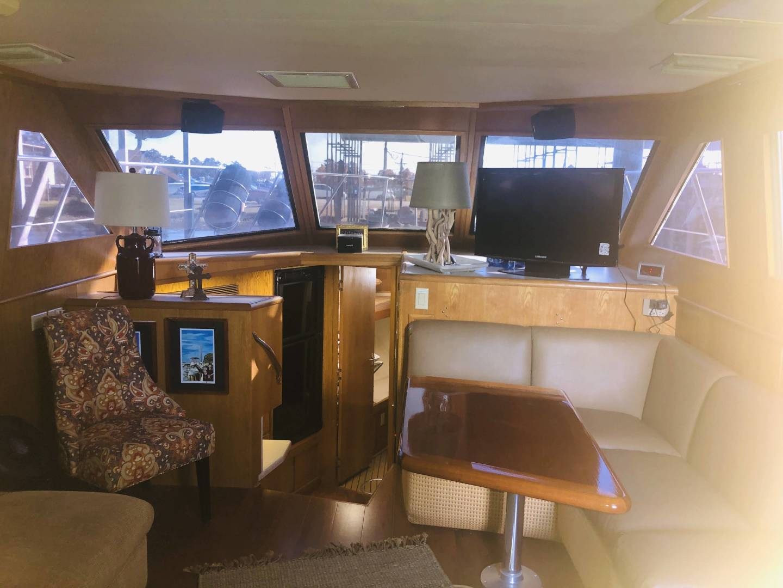 Hatteras-Cockpit Motor Yacht 1995-EZ2NJOY Madisonville-Louisiana-United States-1509185   Thumbnail