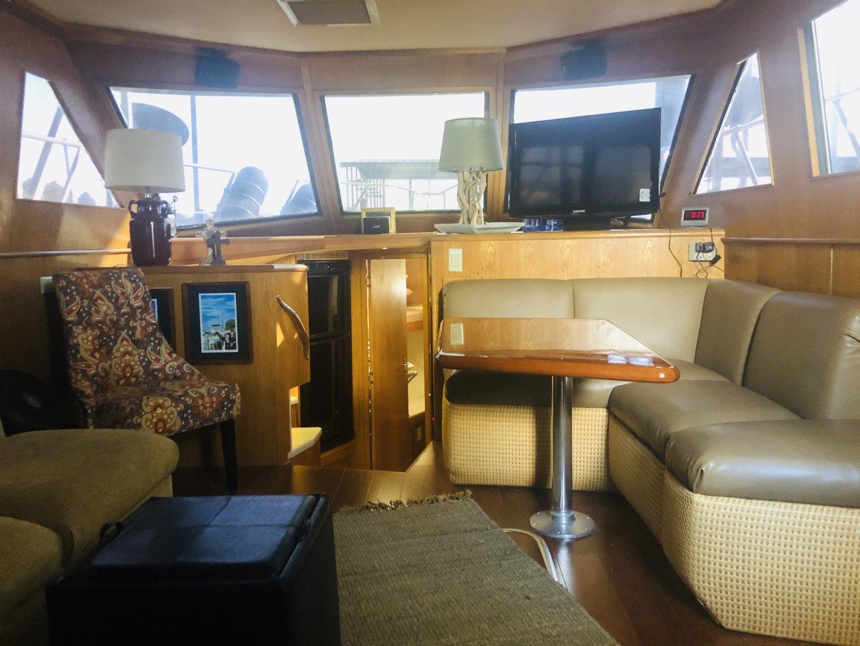 Hatteras-Cockpit Motor Yacht 1995-EZ2NJOY Madisonville-Louisiana-United States-1509167   Thumbnail