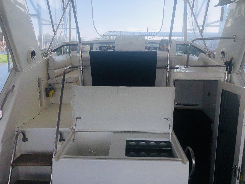 Hatteras-Cockpit Motor Yacht 1995-EZ2NJOY Madisonville-Louisiana-United States-1509159   Thumbnail