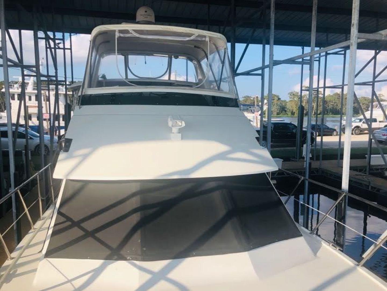 Hatteras-Cockpit Motor Yacht 1995-EZ2NJOY Madisonville-Louisiana-United States-1509250   Thumbnail
