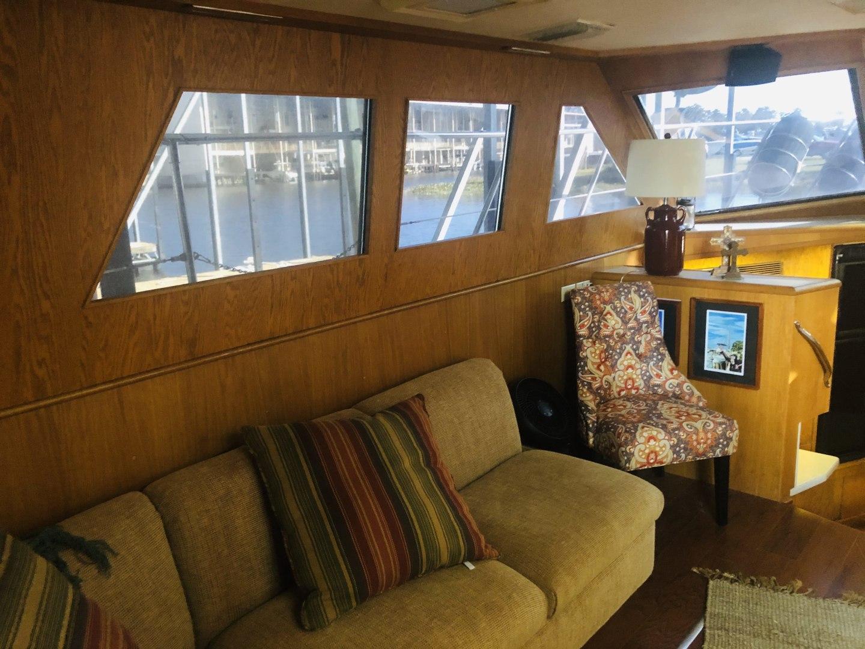 Hatteras-Cockpit Motor Yacht 1995-EZ2NJOY Madisonville-Louisiana-United States-1509162   Thumbnail