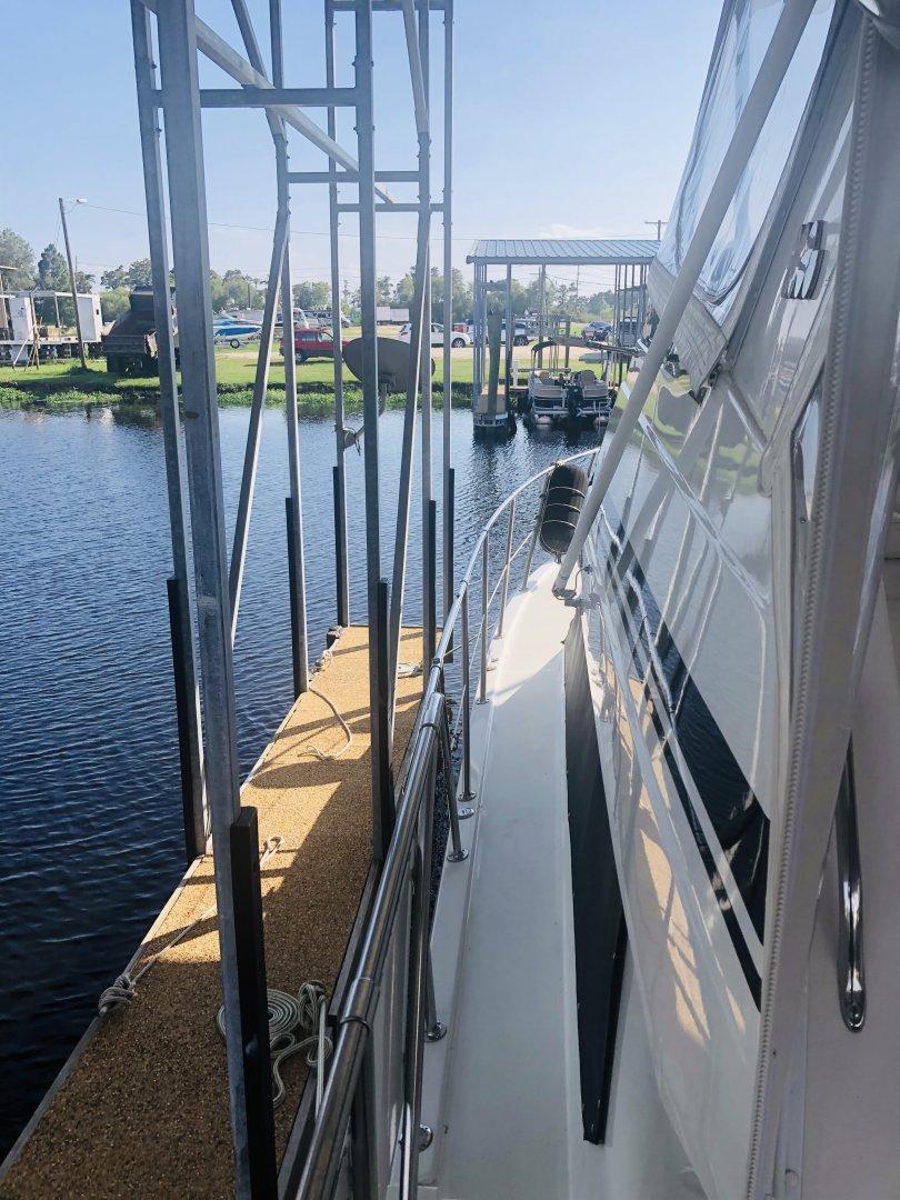 Hatteras-Cockpit Motor Yacht 1995-EZ2NJOY Madisonville-Louisiana-United States-1509157   Thumbnail