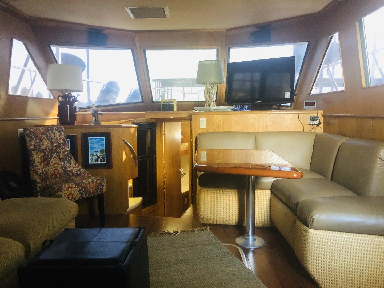 Hatteras-Cockpit Motor Yacht 1995-EZ2NJOY Madisonville-Louisiana-United States-1509168   Thumbnail