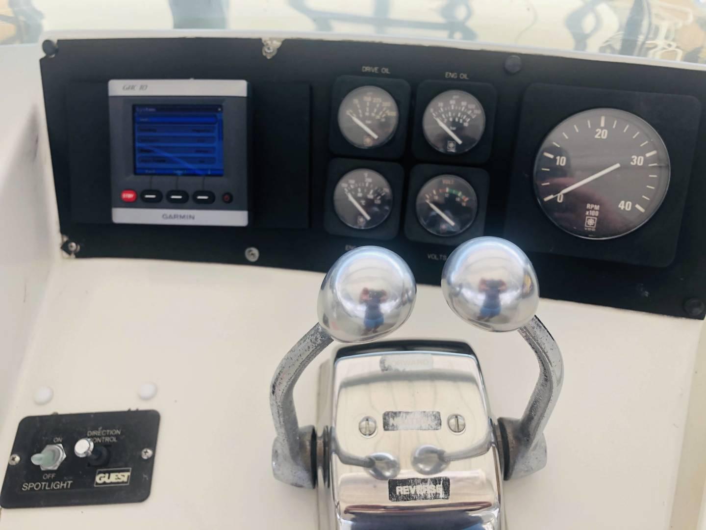 Hatteras-Cockpit Motor Yacht 1995-EZ2NJOY Madisonville-Louisiana-United States-1509270   Thumbnail