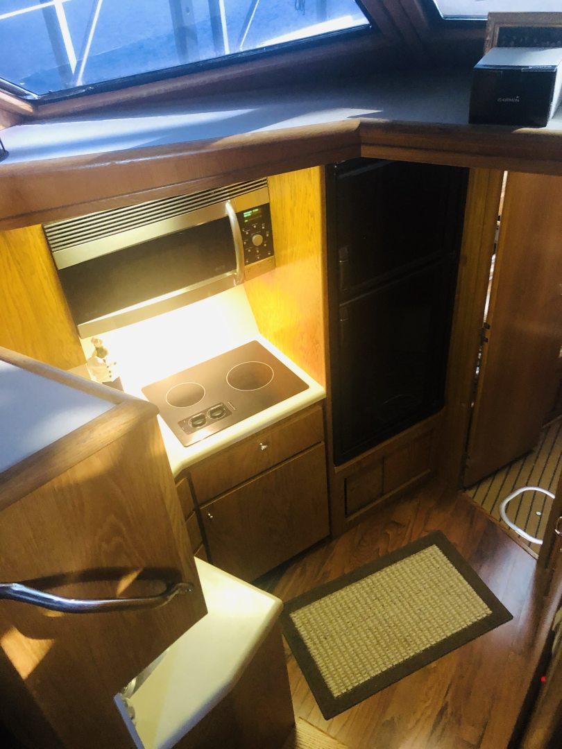 Hatteras-Cockpit Motor Yacht 1995-EZ2NJOY Madisonville-Louisiana-United States-1509170   Thumbnail