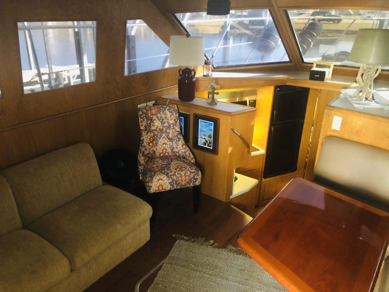 Hatteras-Cockpit Motor Yacht 1995-EZ2NJOY Madisonville-Louisiana-United States-1509274   Thumbnail