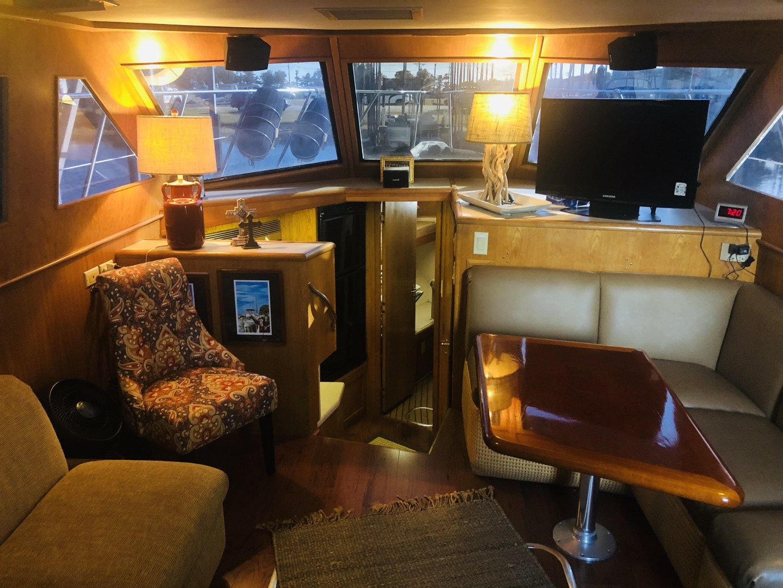 Hatteras-Cockpit Motor Yacht 1995-EZ2NJOY Madisonville-Louisiana-United States-1509171   Thumbnail