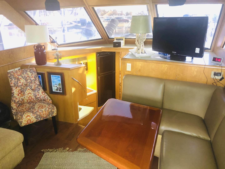 Hatteras-Cockpit Motor Yacht 1995-EZ2NJOY Madisonville-Louisiana-United States-1509184   Thumbnail