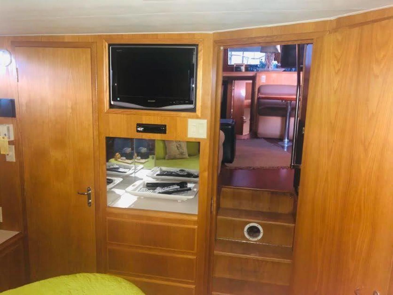 Hatteras-Cockpit Motor Yacht 1995-EZ2NJOY Madisonville-Louisiana-United States-1509211   Thumbnail