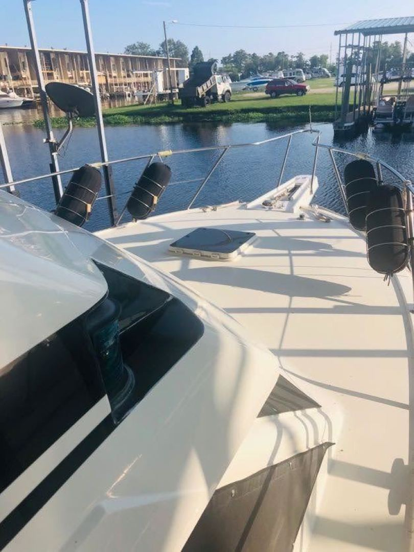 Hatteras-Cockpit Motor Yacht 1995-EZ2NJOY Madisonville-Louisiana-United States-1509246   Thumbnail