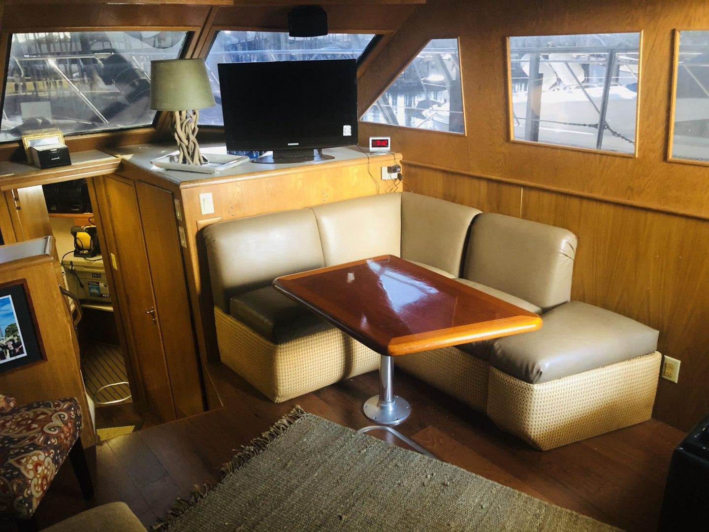 Hatteras-Cockpit Motor Yacht 1995-EZ2NJOY Madisonville-Louisiana-United States-1509164   Thumbnail