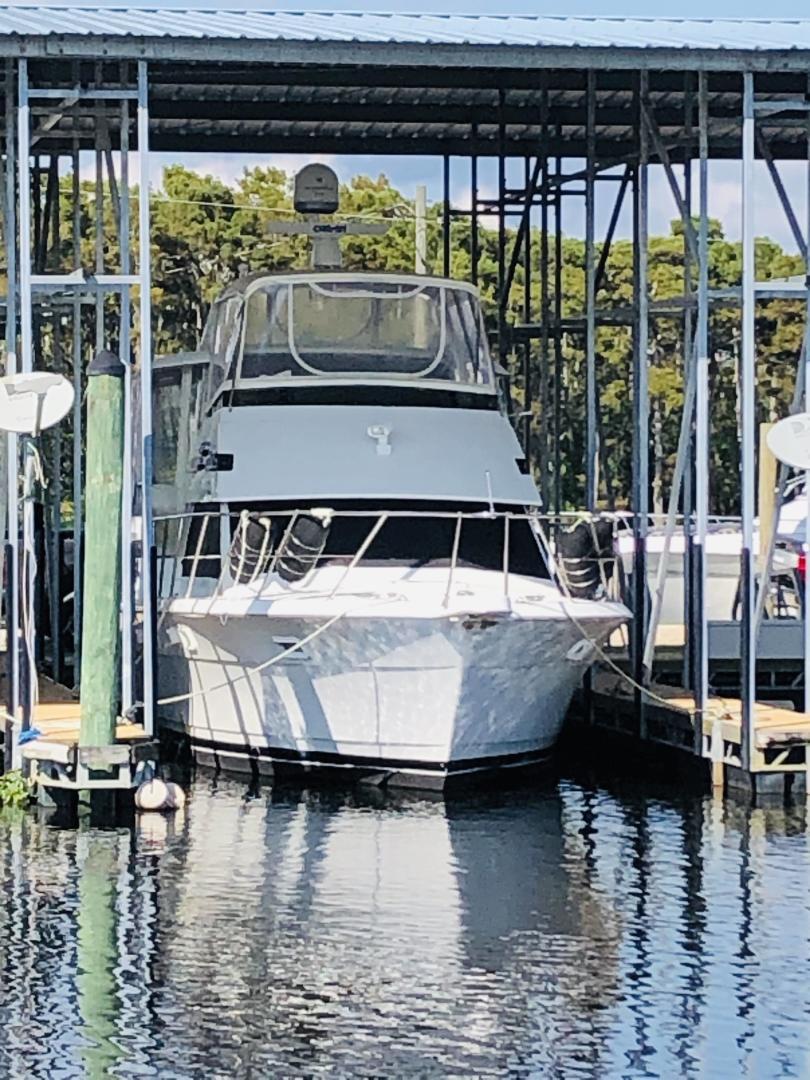 Hatteras-Cockpit Motor Yacht 1995-EZ2NJOY Madisonville-Louisiana-United States-1509177   Thumbnail