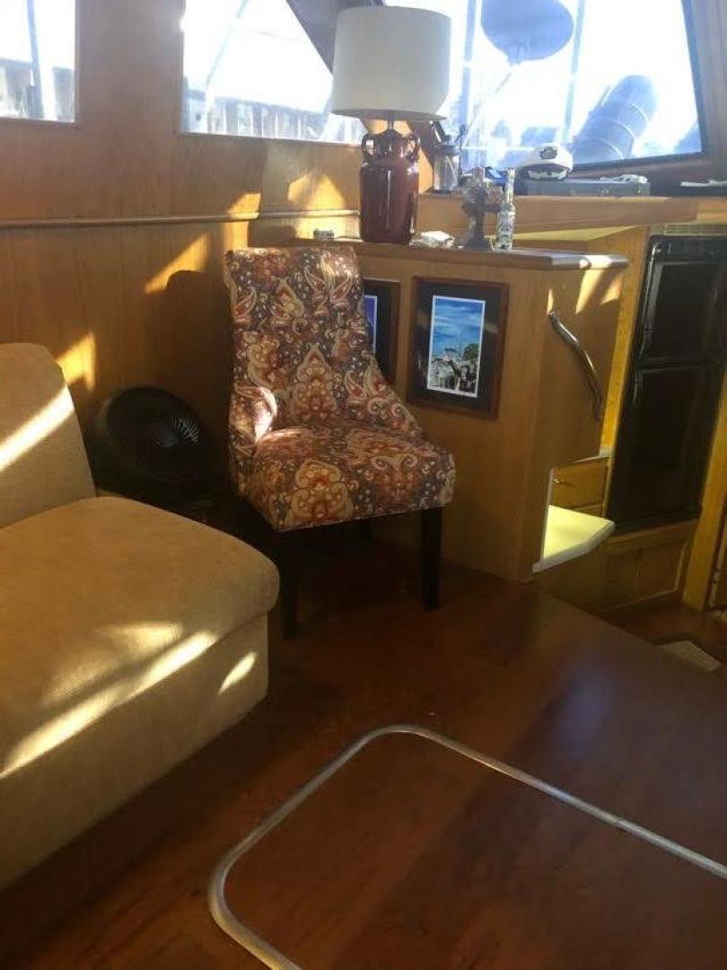 Hatteras-Cockpit Motor Yacht 1995-EZ2NJOY Madisonville-Louisiana-United States-1509229   Thumbnail