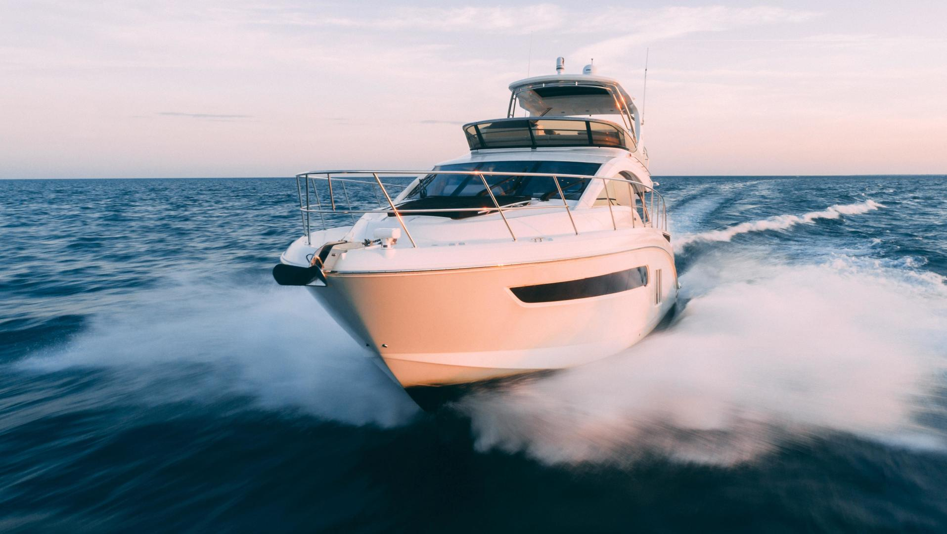 "2014 Sea Ray 51' 510 Flybridge ""Never Settle"""