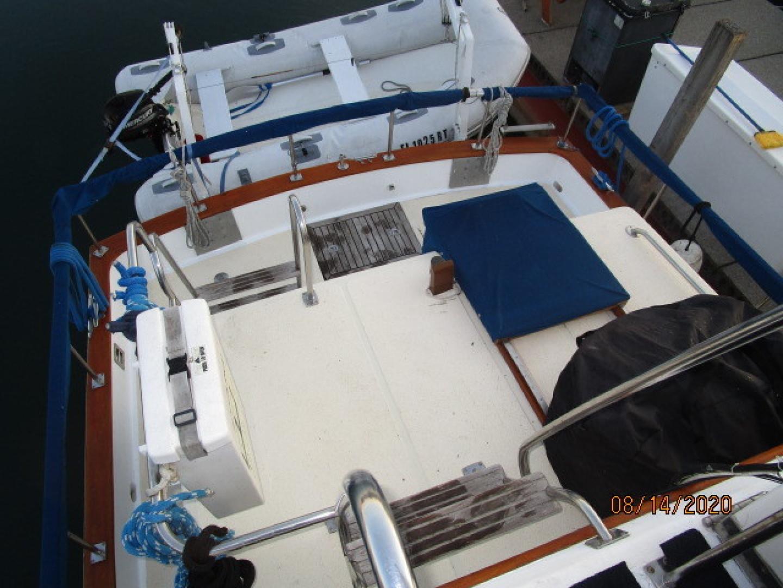CHB-34 Trawler 1985-Solitude North Tonawanda-New York-United States-1475337 | Thumbnail