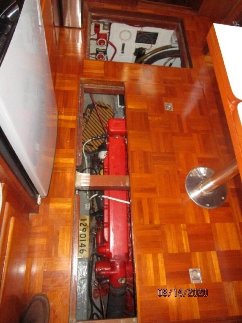 CHB-34 Trawler 1985-Solitude North Tonawanda-New York-United States-1475361 | Thumbnail