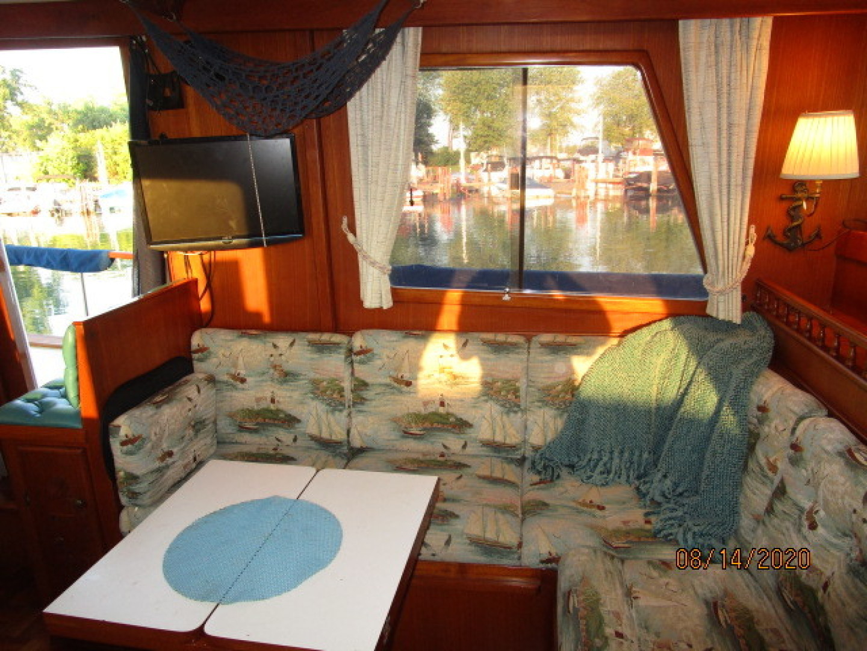 CHB-34 Trawler 1985-Solitude North Tonawanda-New York-United States-1475345 | Thumbnail