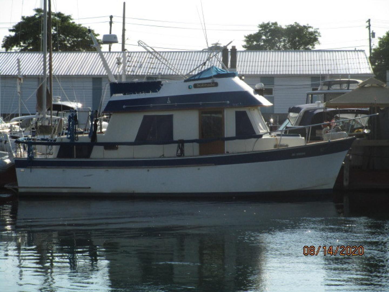 CHB-34 Trawler 1985-Solitude North Tonawanda-New York-United States-1475319 | Thumbnail