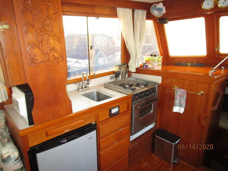 CHB-34 Trawler 1985-Solitude North Tonawanda-New York-United States-1475349 | Thumbnail