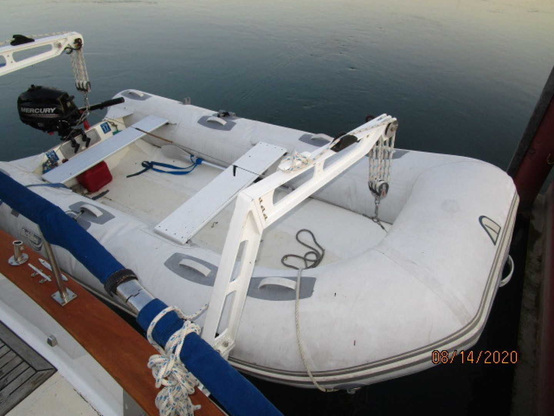 CHB-34 Trawler 1985-Solitude North Tonawanda-New York-United States-1475341 | Thumbnail