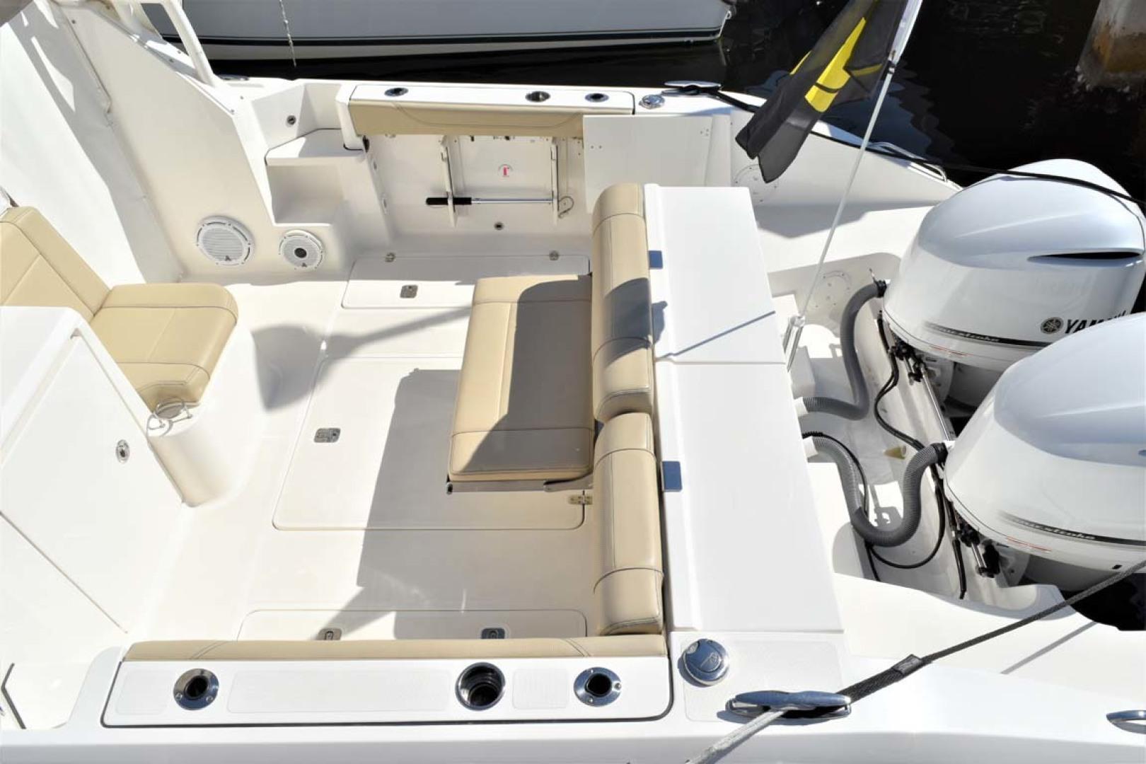 Pursuit-325 Offshore 2020-Coo Coo Miami-Florida-United States-Cockpit-1475303 | Thumbnail