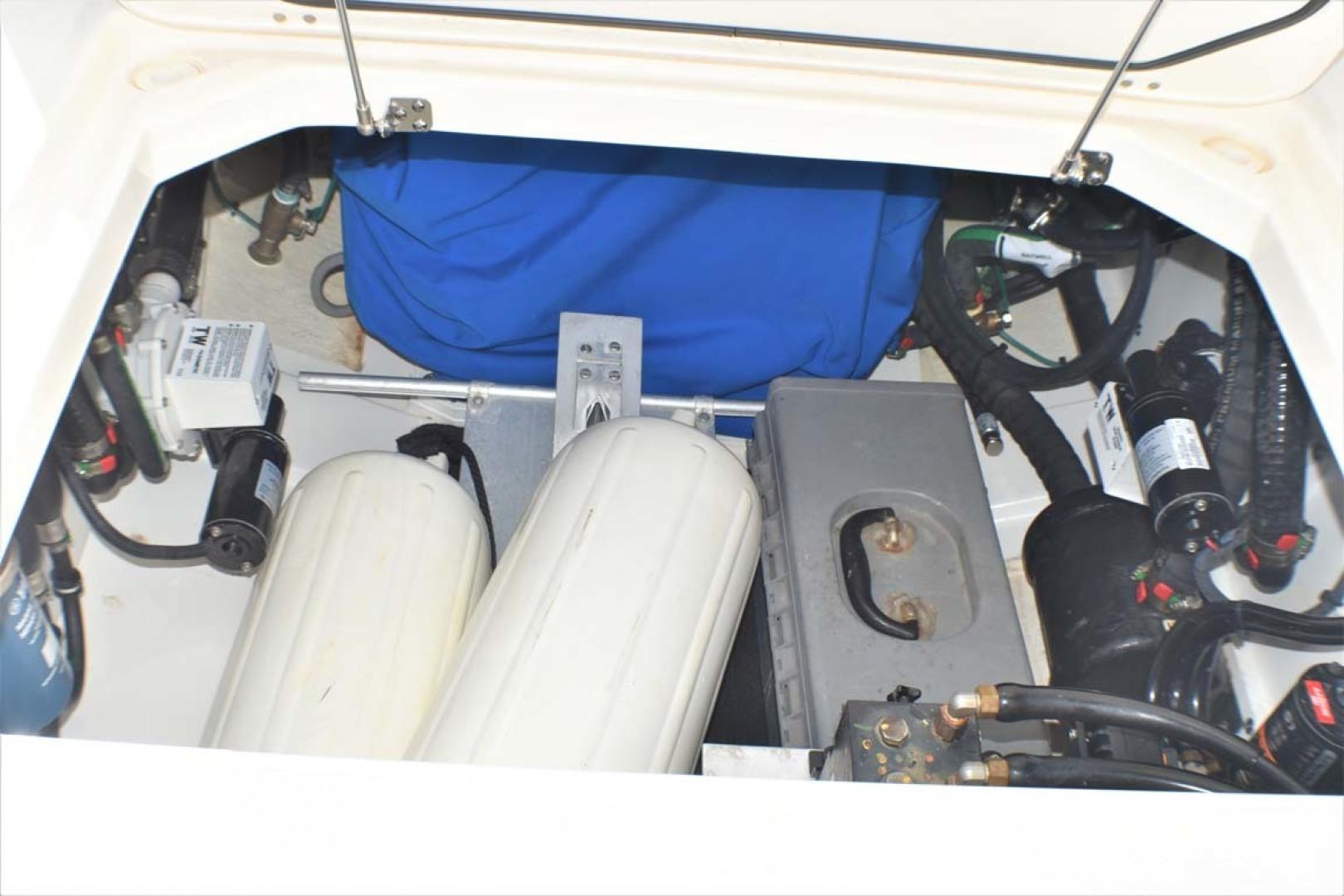 Pursuit-325 Offshore 2020-Coo Coo Miami-Florida-United States-Bilge-1475307 | Thumbnail