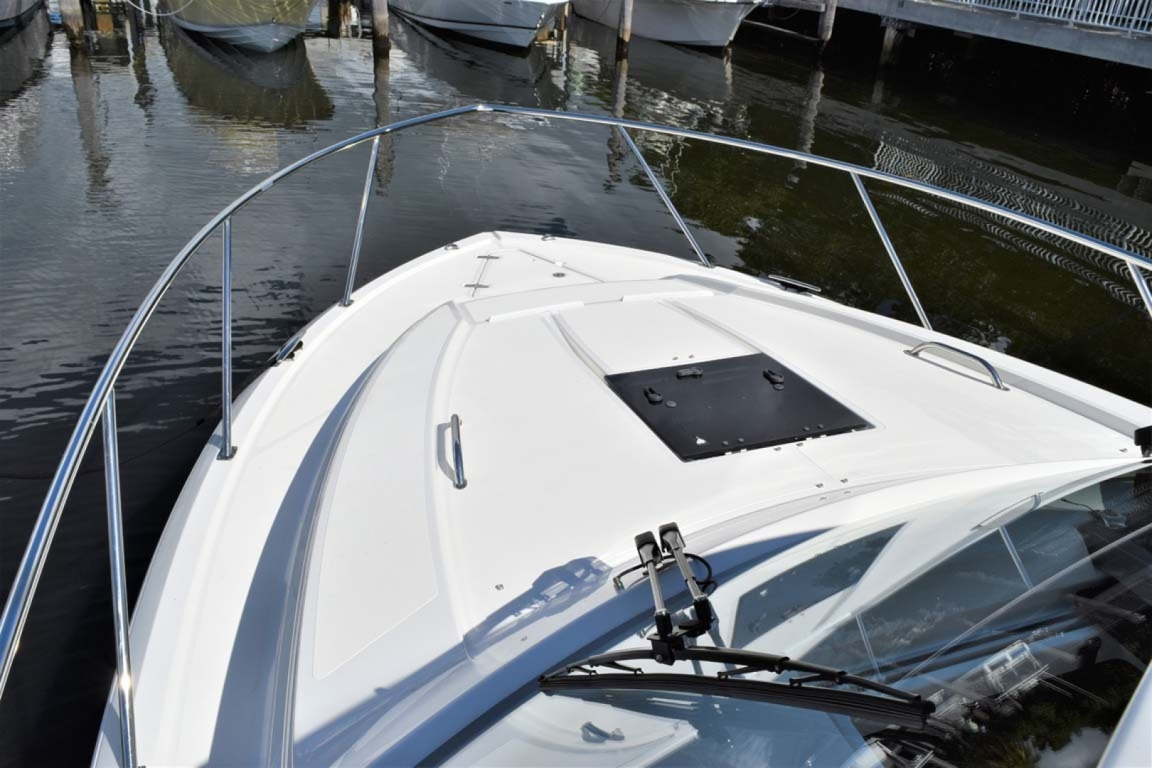 Pursuit-325 Offshore 2020-Coo Coo Miami-Florida-United States-Bow Deck-1475285 | Thumbnail