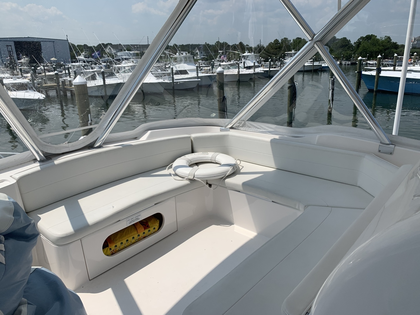 Bertram-510 Convertible 2008-RONCITO Ocean City-Maryland-United States-2008 Bertram 51 Sportfish Bridge Seating-1487466 | Thumbnail