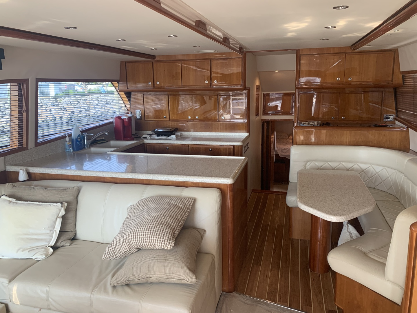 Bertram-510 Convertible 2008-RONCITO Ocean City-Maryland-United States-2008 Bertram 51 Sportfish Galley-1487448 | Thumbnail