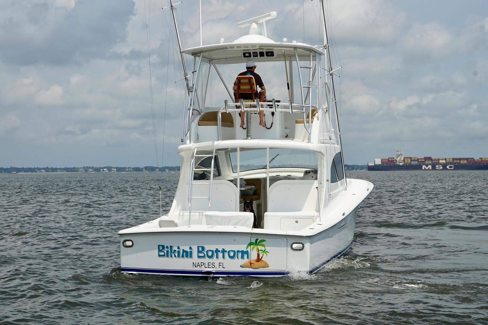 Viking-Billfish 2018-Bikini Bottom Morehead City-North Carolina-United States-transom-1475504 | Thumbnail