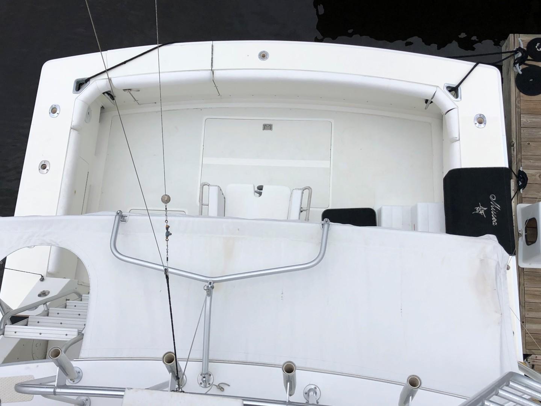 Bertram-Convertible 1985-Missea Jacksonville-Florida-United States-Cockpit-1475806   Thumbnail