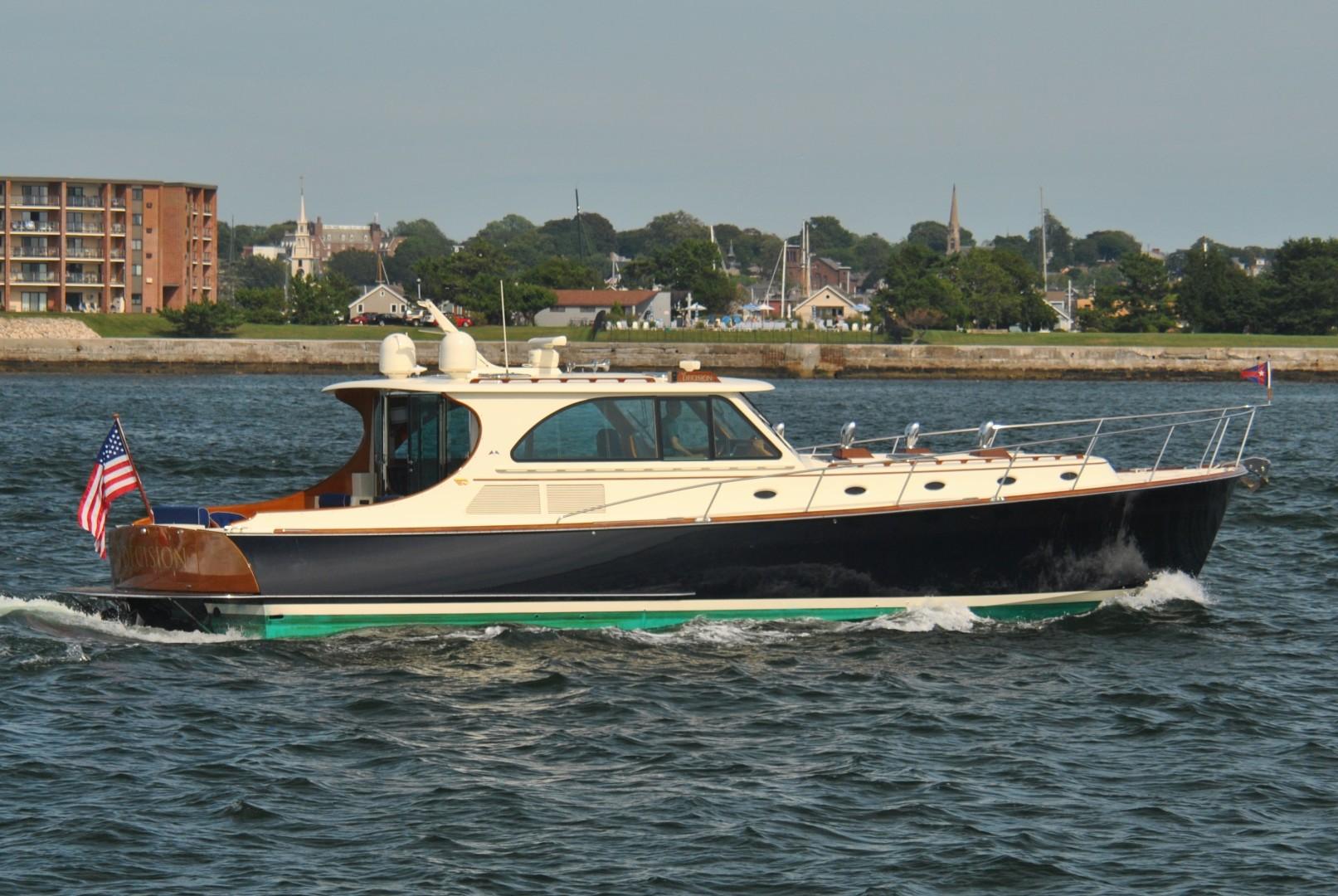 Hinckley-Talaria 55 2005-BIG DECISION Barrington-Rhode Island-United States-1476009 | Thumbnail